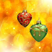 Christmas toys — Стоковое фото