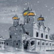 Christianity church in Russia, Ipatievsky monastery — Stock Photo