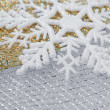 Christmas decorations -  toys — Stock Photo