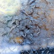 Frosty natural pattern — Stockfoto