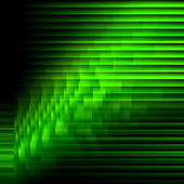 Abstraction green background — Stock Photo