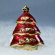 Christmas tree decoration — Stock Photo #36174229