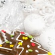 Christmas gingerbreads — Stock fotografie