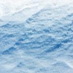 Snowy background — Stock Photo