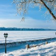 Winter park — Stockfoto #36179845