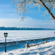 Winter park — Stock Photo #36179845