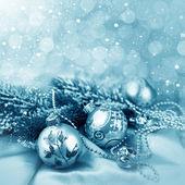 Postal de navidad — Foto de Stock