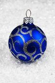 Christmas ball — Zdjęcie stockowe