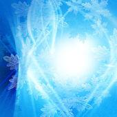 Blue Christmas texture — Stock Photo