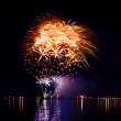 Bright firework — Foto de Stock