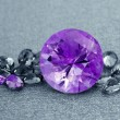Stock Photo: Jewelry gem stones