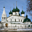 St. Nicholas Church in Yaroslavl — Foto de Stock