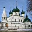 St. Nicholas Church in Yaroslavl — 图库照片