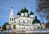 St. Nicholas Church in Yaroslavl — Stock Photo