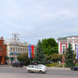 Russian city Vladimir, historical center — Stock Photo