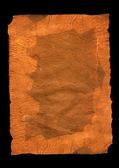 Eski bir grunge kağıt — Stok fotoğraf
