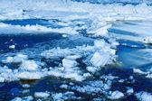 Beautiful nature, ice — Стоковое фото