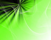 Abstraction green design with gauze — Stock Photo