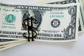 американские доллары — Стоковое фото