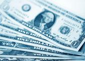 Dólares americanos — Foto Stock