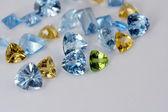 Luxury gems — Stock Photo