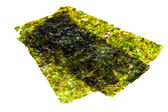 East cooking - nori — Stock Photo