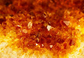 Texture of nature - golden gem — Stock Photo
