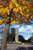 Russland, Stadt Kostroma, Denkmal susanin — Stockfoto