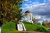 Russia, Pavilion in Kostroma city — Foto Stock