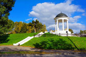 Russia, Pavilion in Kostroma city — Stockfoto