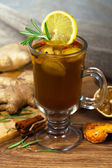 Christmas drink Mulled wine — Stockfoto