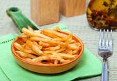 Gebakken aardappel — Stockfoto