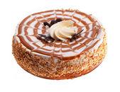 Tasty cake for dessert — Stock fotografie
