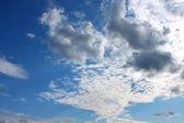 Pochmurnego nieba — Zdjęcie stockowe