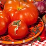 Постер, плакат: Italian cuisine vegetables