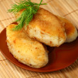 Potato pastry — Foto de Stock