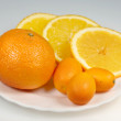 Citrus fruits — Stockfoto