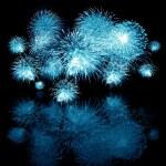 Celebratory firework — Stock Photo #37331983