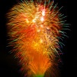 Stock Photo: Celebratory firework