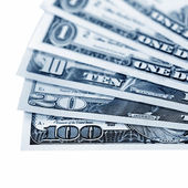 De amerikaanse dollars van geld — Stockfoto