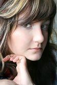 Pretty girl — Stockfoto
