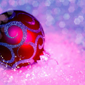 Boule de noël — Photo