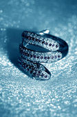 Ring serpent — Stock Photo