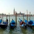 Venice. Gondolas — Stock Photo