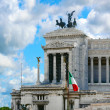 Place of Venice (Piazza Venezia), Rome — Stock Photo