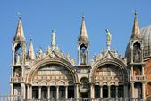 Italy. Venice. Basilica San Marco — Stock Photo