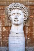A sculpture in Vatican — Fotografia Stock
