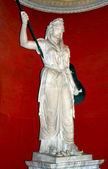 En skulptur gudinna i Vatikanen — Stockfoto