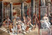 Art of Italy in Vatican — Stock Photo