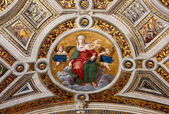 Art of Italy in Vatican — Stock Photo